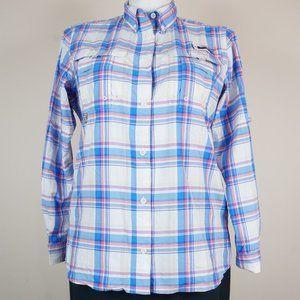 Columbia PFG Super Bahama Long Sleeve Shirt